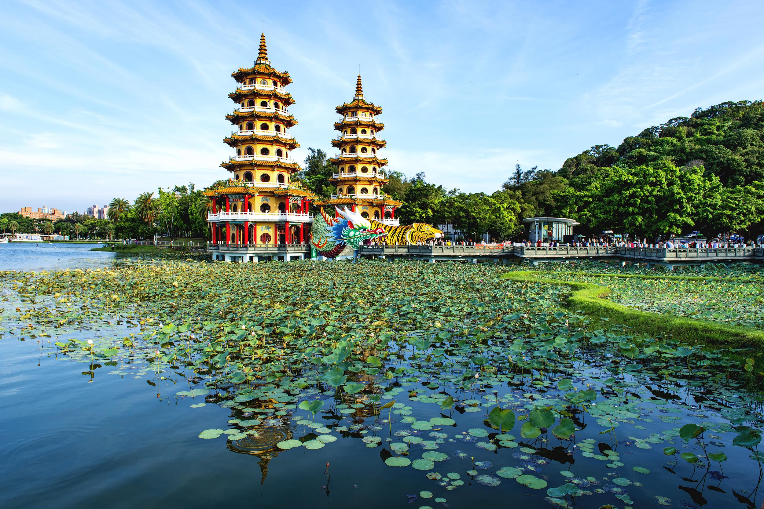 Kaohsiung's famous tourist attractions; Shutterstock ID 426275722; Purchase Order: -